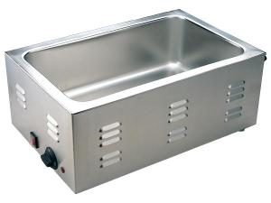Restaurant Stainless Steel Food Warmer